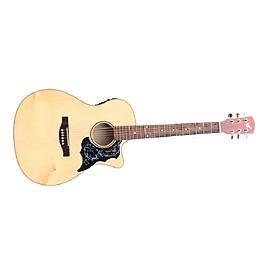 Đàn guitar acoustic có lắp eq
