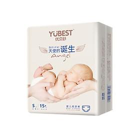 Bỉm/Tã Dán Yubest Angel size S 90 miếng cho bé 4-8kg