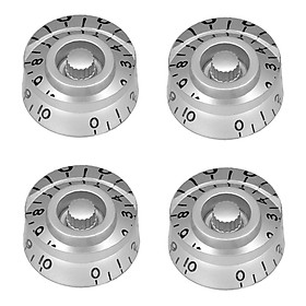Electric Guitar Tone Volume Control Knobs for EPI/LP Electric Guitar 4PCS