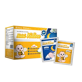 Nutri Kidbee – Giúp trẻ ăn ngủ ngon, Tăng cường tiêu hóa, Tăng sức đề kháng