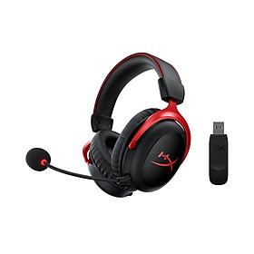 Tai nghe Gaming Kingston HyperX Cloud II Wireless - Hàng Chính Hãng