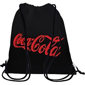 Túi Rút Unisex In Hình Cocacola - BDFO040
