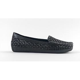 Giày nhựa đi mưa Nữ LD PVC 01 Đen