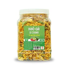 Khô Gà Lá Chanh Cay TeTe 500gram