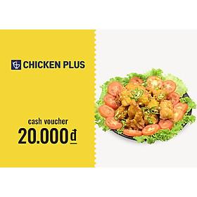 Chicken PlusPhiếu Quà Tặng Chicken Plus