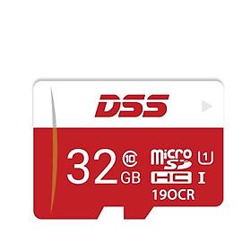 Thẻ Nhớ MicroSD 32Gb DSS  - Hàng Chính Hãng