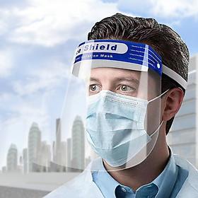 Face Shield tắm chắn phòng chống giọt bắn chống sương mù