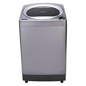 Máy Giặt Cửa Trên Sharp ES-U102HV-S (10.2Kg)