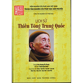 [Download Sách] Lịch sử Thiền tông Trung Quốc