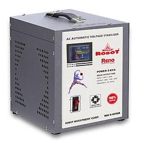 Ổn áp Robot 1 pha Reno 818 2KVA – Hàng chính hãng
