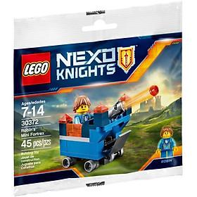 Lego Nexo Knights 30372 - Pháo đài Mini của Robin