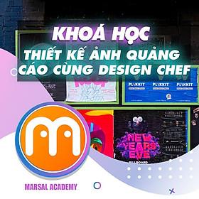 Khóa học THIẾT KẾ - 3 phút thiết kế ảnh quảng cáo cùng Design chef bằng phần mềm thiết kế online