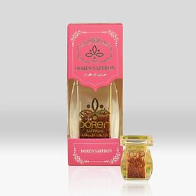 Nhụy Hoa Nghệ Tây Doren Saffron Hộp 1 gram - Nhập khẩu từ Iran - Saffron loại Negin thượng hạng