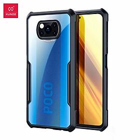 Ốp lưng cho Poco X3 - Poco X3 Pro cao cấp Xundd - Hàng nhập khẩu
