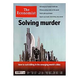 [Download sách] The Economist: SOLVING MURDER - 14