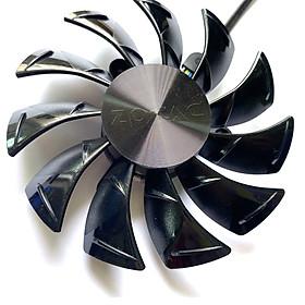 NEW 3pcs 85MM 4PIN GA92S2U RTX2060 GPU Fan For ZOTAC GeForce RTX 2060 Extreme PLUS RTX 2070 SUPER-8GD6 Extreme PLUS Cooling Fans