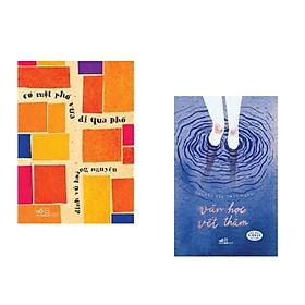 Combo 2 cuốn: Có Một Phố Vừa Đi Qua Phố + Văn Học Vết Thâm