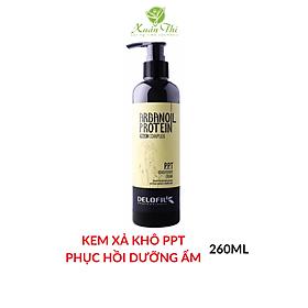 KEM DƯỠNG TÓC P.P.T - xả khô Delofil phục hồi dưỡng ẩm cho tóc.