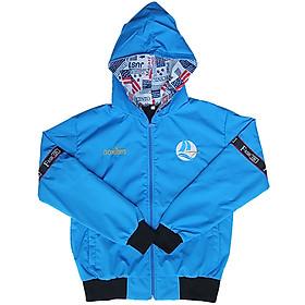 Áo khoác dù trẻ em GOKING cho bé gái bé trai, áo khoác gió trẻ em hàng hiệu cao cấp