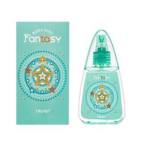 Nước hoa toàn thân Fantasy - Trendy 100 ml chính hãng
