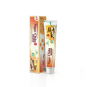 Kem đánh răng dược liệu Ngọc Châu truyền thống 100g
