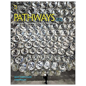 Pathways: Listening, Speaking, and Critical Thinking 3, 2nd Student Edition + Online Workbook