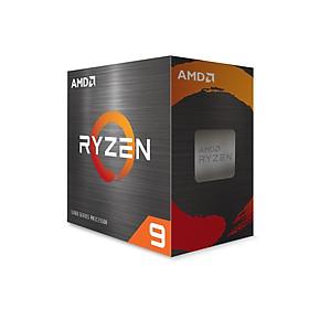 Bộ vi xử lý AMD Ryzen 9 5950X Desktop Processors - Hàng Chính Hãng