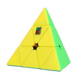 Rubik Tam Giác Pyraminx 3x3 Cao Cấp - Tặng Đế Kê Rubik Siêu Xịn