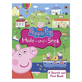 Peppa Pig: Hide-and-Seek: A Search and Find Book - Peppa Pig (Paperback)