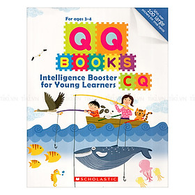QQ Books : Boost Your Child CQ ! : Ages 3 and 4