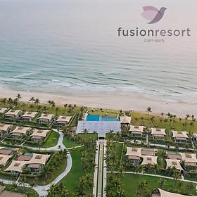Fusion Cam Ranh Resort 5* Nha Trang - Hồ Bơi Cực Đẹp, Ăn Sáng Mọi Lúc Mọi Nơi, Tặng 01 Liệu Trình Spa, Nghỉ Dưỡng Cao Cấp