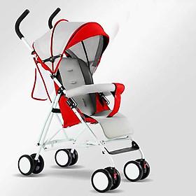 Xe đẩy trẻ em, xe đẩy du lịch gấp gọn