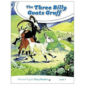 Level 1: The Three Billy Goats Gruff (Pearson English Story Readers)
