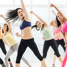 1 Trong 4 Gói Tập Yoga / Zumba Không Giới Hạn Thời Gian Tại G Star Gym