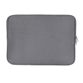 Túi Chống Sốc Cho MacBook Air/Ultrabook/Laptop/Notebook - Ghi (11-11.6 Inch)