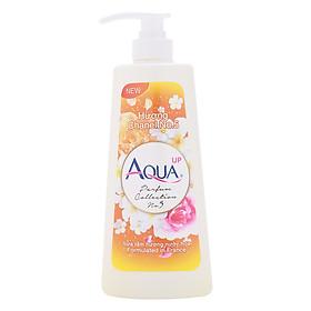 Sữa tắm Aqua up - Hương nước hoa 650ml