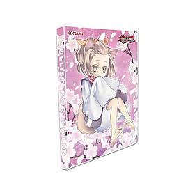 Album Sưu Tập YugiOh! Ash Blossom 3x3 - Chính Hãng Konami