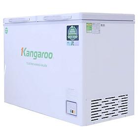 Tủ đông kháng khuẩn Kangaroo KG399NC1 - Hàng chính hãng