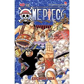 One Piece Tập 40: Gear (Tái Bản 2020)
