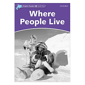 Dolphin Readers Level 4 Where People Live Activity Book