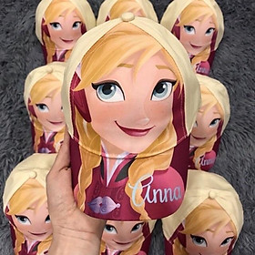 Mũ bé gái Anna (sz 3-8y)