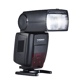 Đèn Flash Tốc Độ Nhanh Không Dây Với Màn Hình LCD GN60 Và Pin 2000Mah Li-Ion Yongnuo YN720 Đen