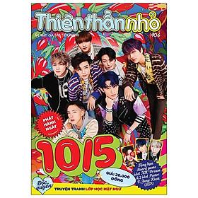 Thiên Thần Nhỏ - Số 406 - Tặng Kèm Poster Khổ Lớn BTS Và Board Game NCT