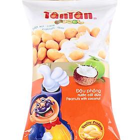 Combo 10 gói đậu phộng nước cốt dừa Tân Tân (gói 35gram)