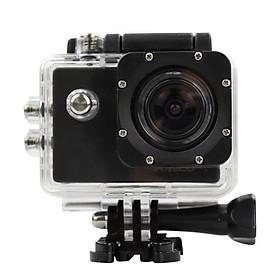 Camera Hành Trình Full HD Phượt, Gắn Trên Mũ Bảo Hiểm, Xe Máy, Ô Tô, Thiết Bị Dụng Cụ - Hàng Chính Hãng