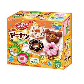 Kẹo sáng tạo popin cookin bánh donuts - Donuts