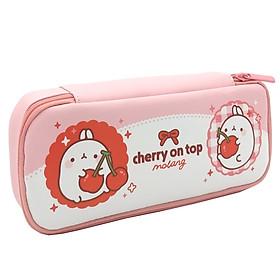 Hộp Bút Magic Đa Năng Molang - Cherry On Top