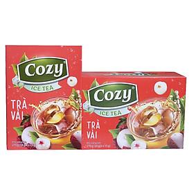 Cozy Trà Hòa Tan Vải