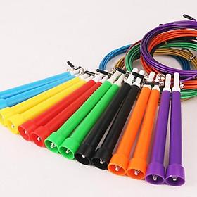 Dây nhảy thể dục nhựa PVC cao cấp có thể tuỳ chỉnh độ dài dây, tối đa 3m-15