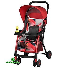 Xe Đẩy Trẻ Em Baobaohao 722C gọn nhẹ đa tư thế - xd722c (mầu bé trai)